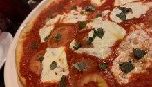 Blue Marsh Italian Restaurant Margherita Pizza
