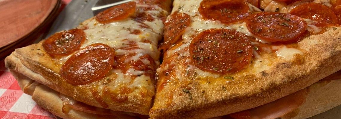 Sal's Pizza Style Stromboli Pizza