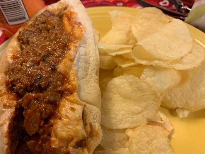 Screpesi's Steak Sandwich