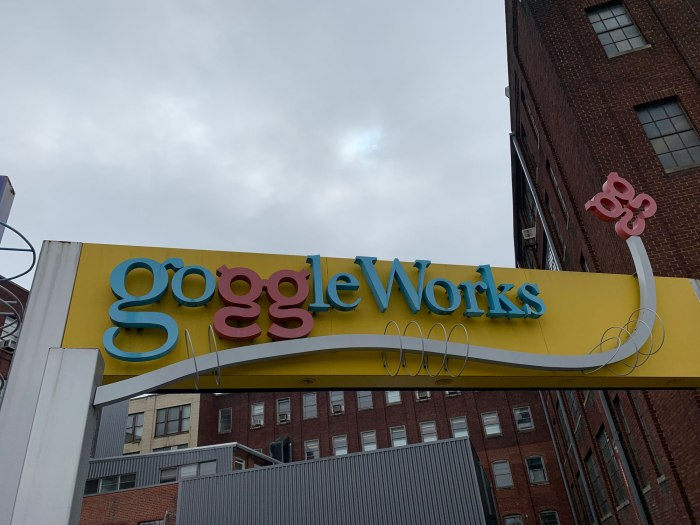 Goggleworks Center for the Arts