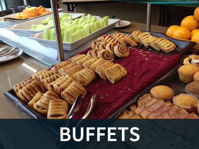 Buffets Button