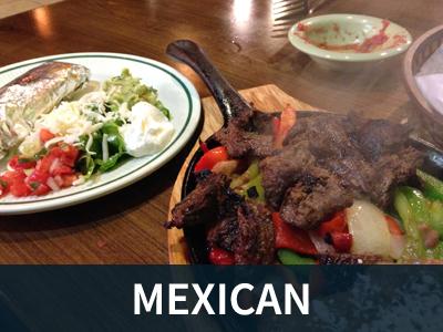 Mexican Restaurants Button