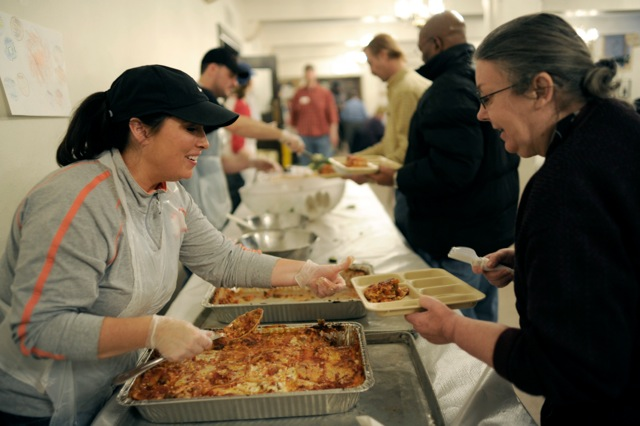 Community Food Pantries Soup Kitchens  Shelters