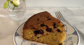 easy blueberry cake recipe, blueberry cake, recipe for blueberry cake, cake with berries, berry cake recipe