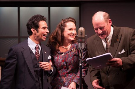 David Joseph, Sarah Taylor and Jonathan Croy