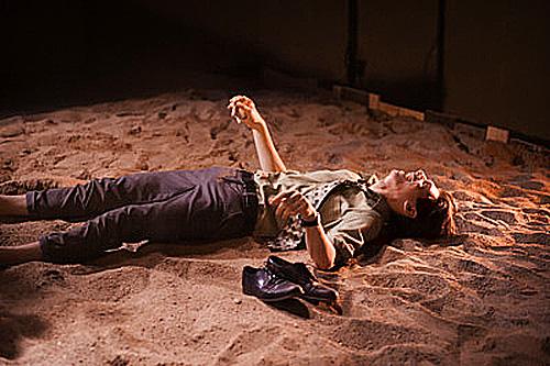 David Armanino as Jordy in Wild.