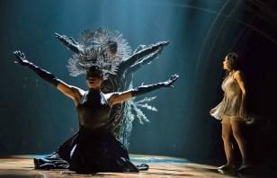 AmaLuna from Cirque du Soleil
