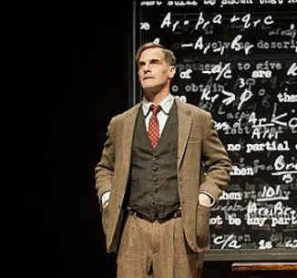 Mark H Dold as Alan Turing.in Breaking the Code.