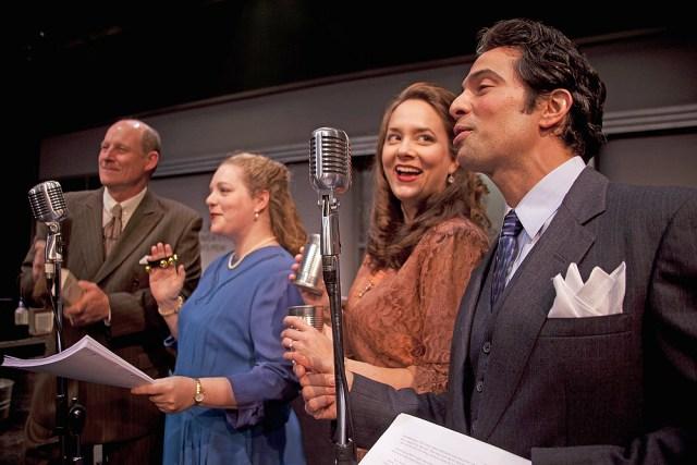 It's a Wonderful Life: The Radio Play runs from Dec. 5-28. Enrico Spada photo.