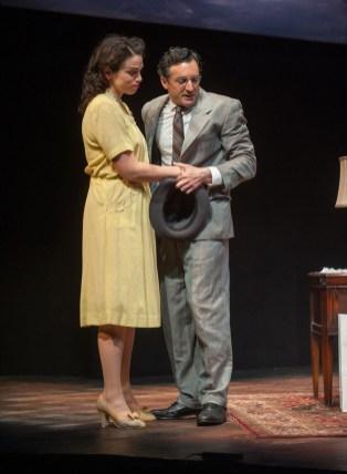 Paula Jon DeRose and Dominic Comperatore
