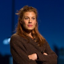 Jessica Phillips (Ellen Rabinowitz). Photograph T. Charles Erickson.