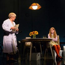 (L to R): Estelle Parsons (Lucy Anderson) and Clara Young (Young Ellen/Lucy Rabinowitz). Photograph T. Charles Erickson.