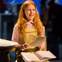 Clara Young (Young Ellen/Lucy Rabinowitz). Photograph T. Charles Erickson