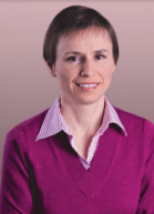 "Polina Vlasenko will speak on ""Employment and Growth: The Emergence of a New Normal,"""