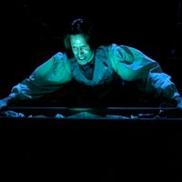 "Steven Patterson's virtuoso role ""Frankenstein: The Modern Prometheus"" at Bridge St. Theatre"