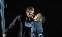Stuart Skelton and Nina Stemme in the title roles of Wagner's Tristan und Isolde. Photo by Ken Howard/ Metropolitan Opera.