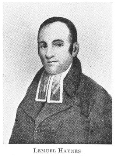 The Reverend Lemuel Haynes