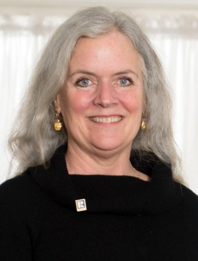 Maureen McFarland, 2016 MAR Director (President)