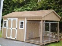 Crav: Dog kennel and shed