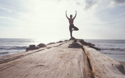 7 great yoga poses for triathletes