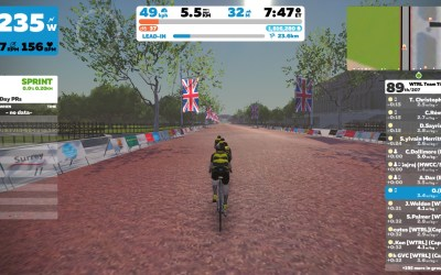 Zwift WTRL TTT 10 Dec 2020