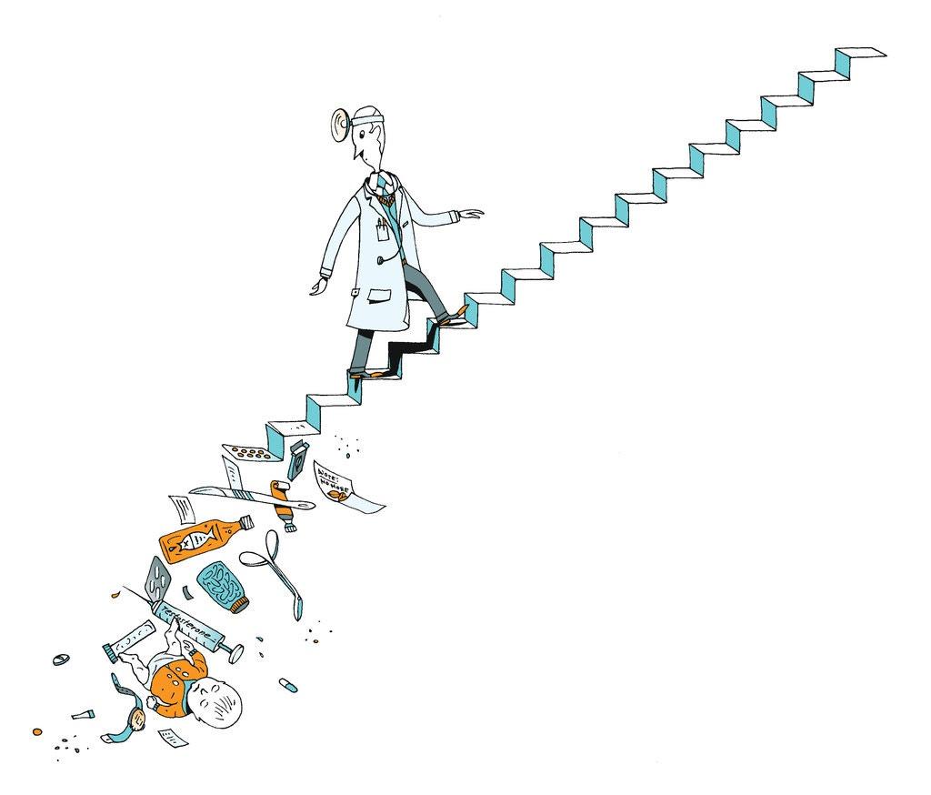 """10 Medical Myths We Should Stop Believing. Doctors, Too"