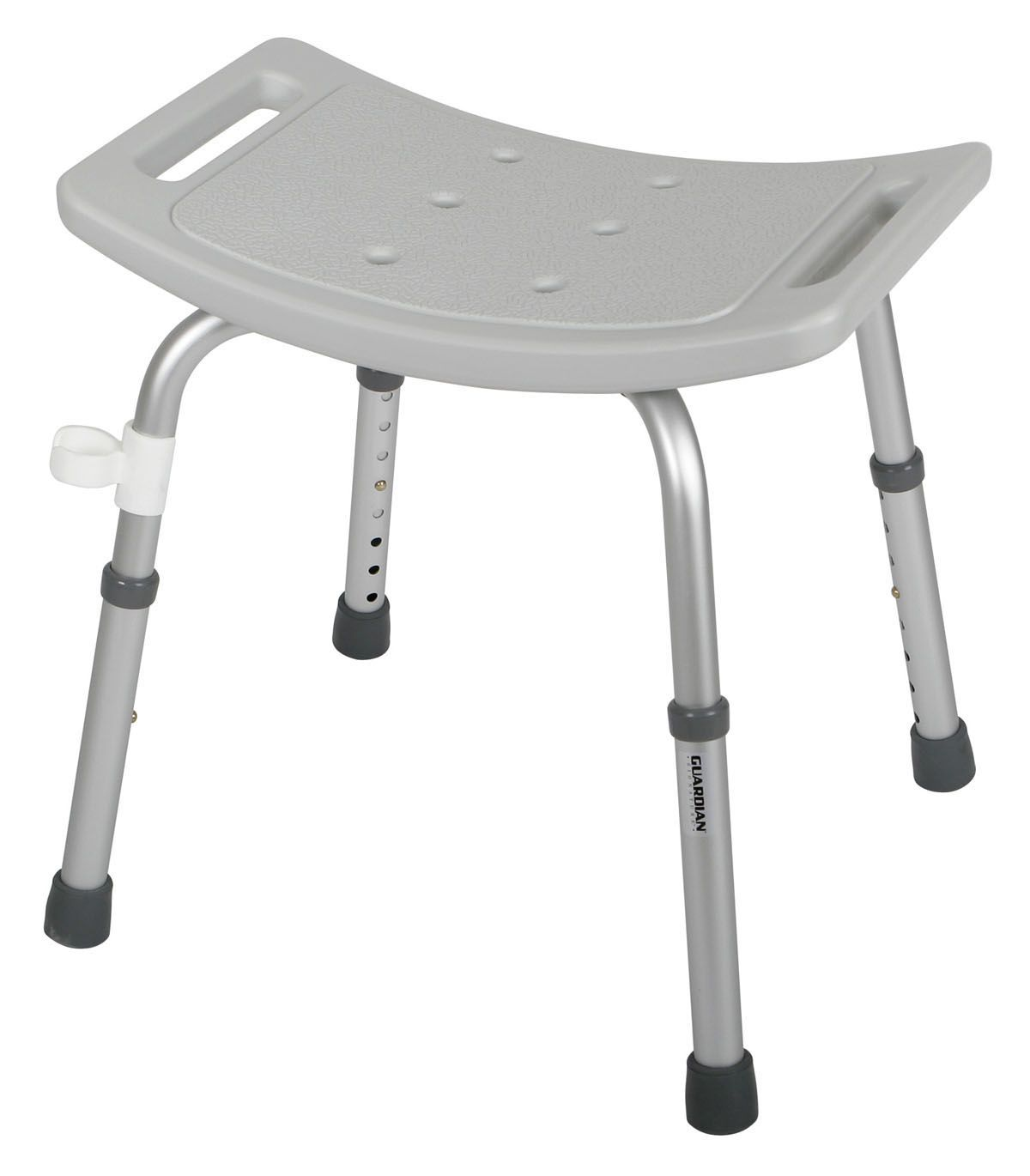 Shower Chair With Back Easy Care Shower Chair Without Back W O Back Ez Care