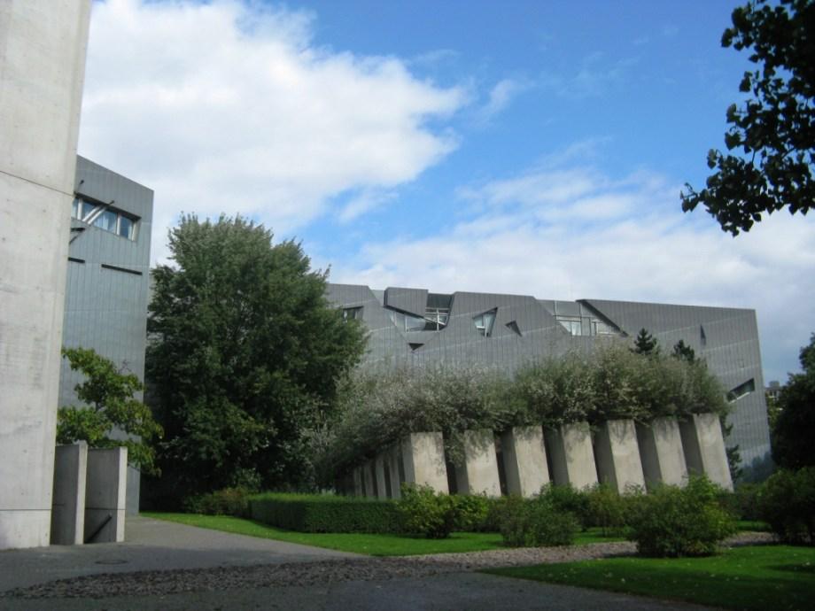 Jüdisches Museum Berlin - Garten des Exils