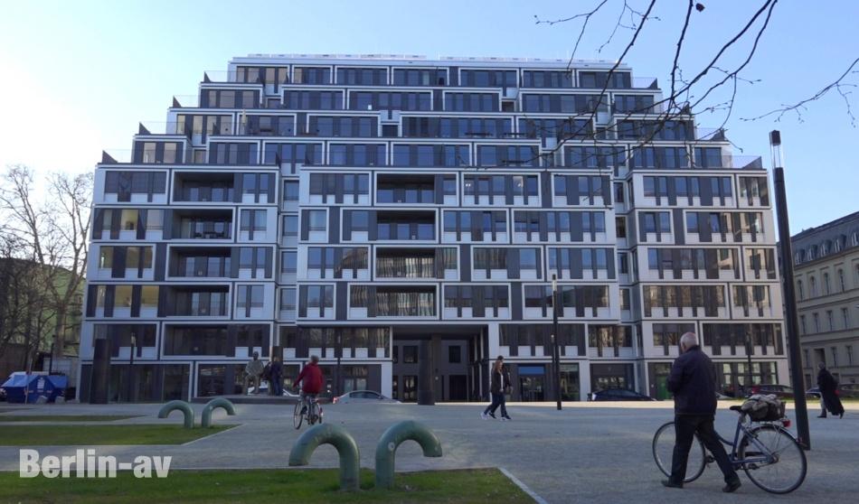 Neue Architektur  Berlinav  Berichte Fotos und Videos
