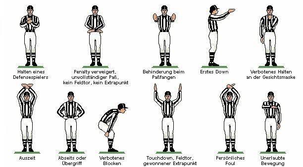 Schiedsrichter gesucht!
