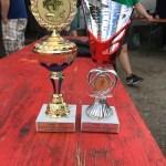 Monarchs Flag Bowl 2017 Pokale Gunslingers und Slingshots