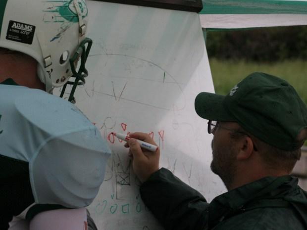 Interview Coach Thorsten Kunert Jugend vs Bulldogs 2005