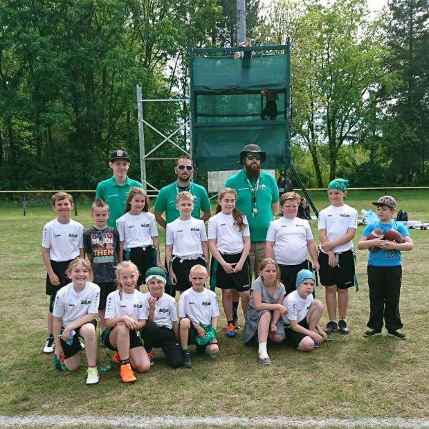 Teamfoto Slingshots Turnier Adler 05.05.2018