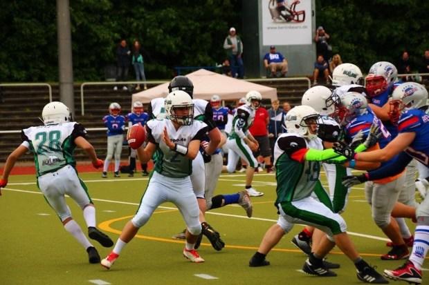 Berlin Bullets B-Jugend vs Berlin Bears 2