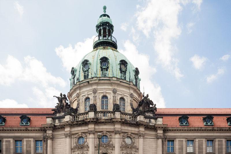Standesamt Rathaus Potsdam  Berlin Hochzeit