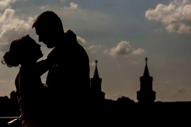 Hochzeit Fernsehwerft Berlin  Katrin und Thomas