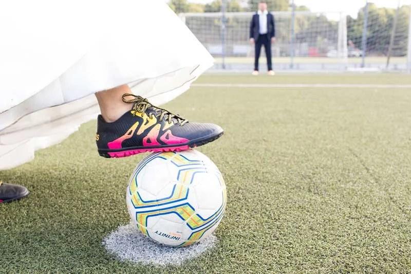 Hochzeit FC Viktoria 1889