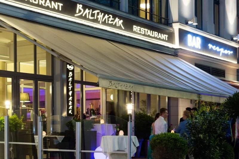 Hochzeit Restaurant BALTHAZAR