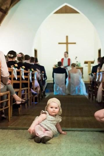 Hochzeit Schilfdachkapelle