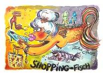 shopping-fisch