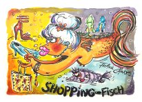 shopping-fisch