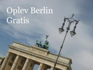 Gratis Pinse-oplevelser i Berlin