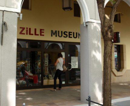 Zille-Museum lukker – og åbner igen..