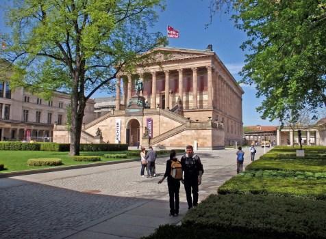 Københavnerskolen i Alte Nationalgalerie