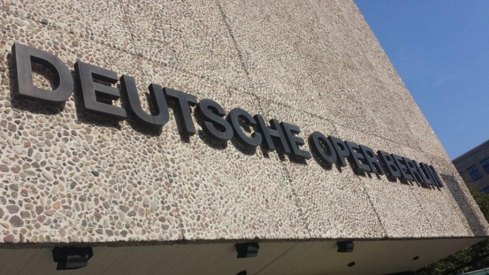 Deutsche Oper. Foto: Kirsten Andersen