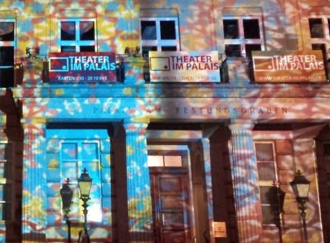 Berlins historie på teater