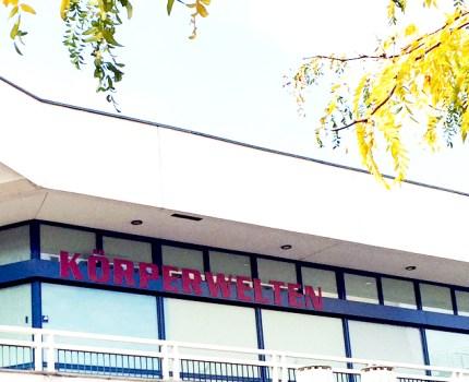 Menneske-museet ved Alexanderplatz