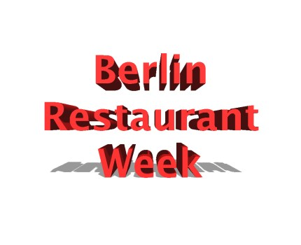 Berlin Restaurant Week 2016