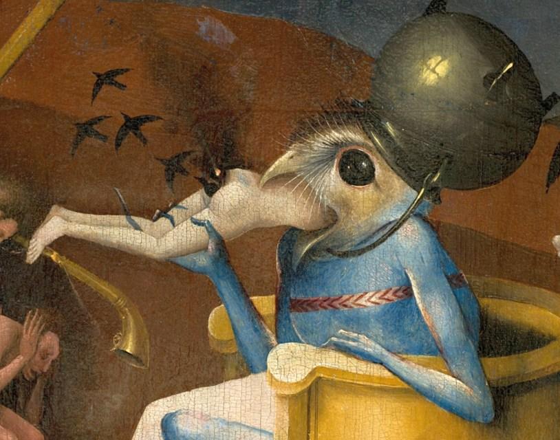 Hieronymus Bosch (circa 1450–1516) [Public domain], via Wikimedia Commons