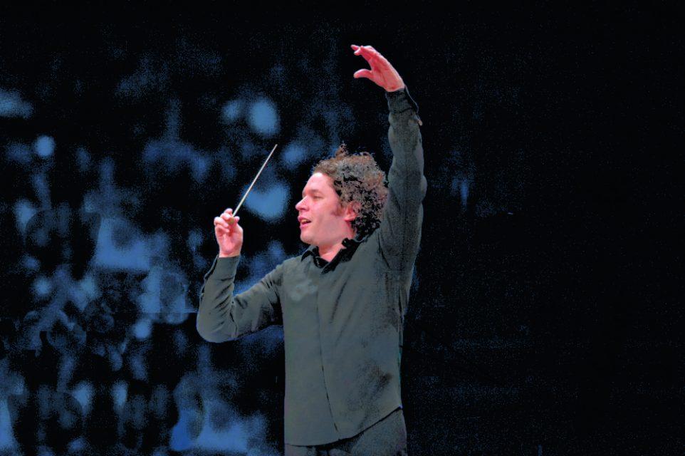 Musikfest Berlin 2016. Gustavo Dudamel. Foto: Adam Latham
